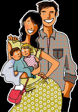 Famille Jumeaux et plus