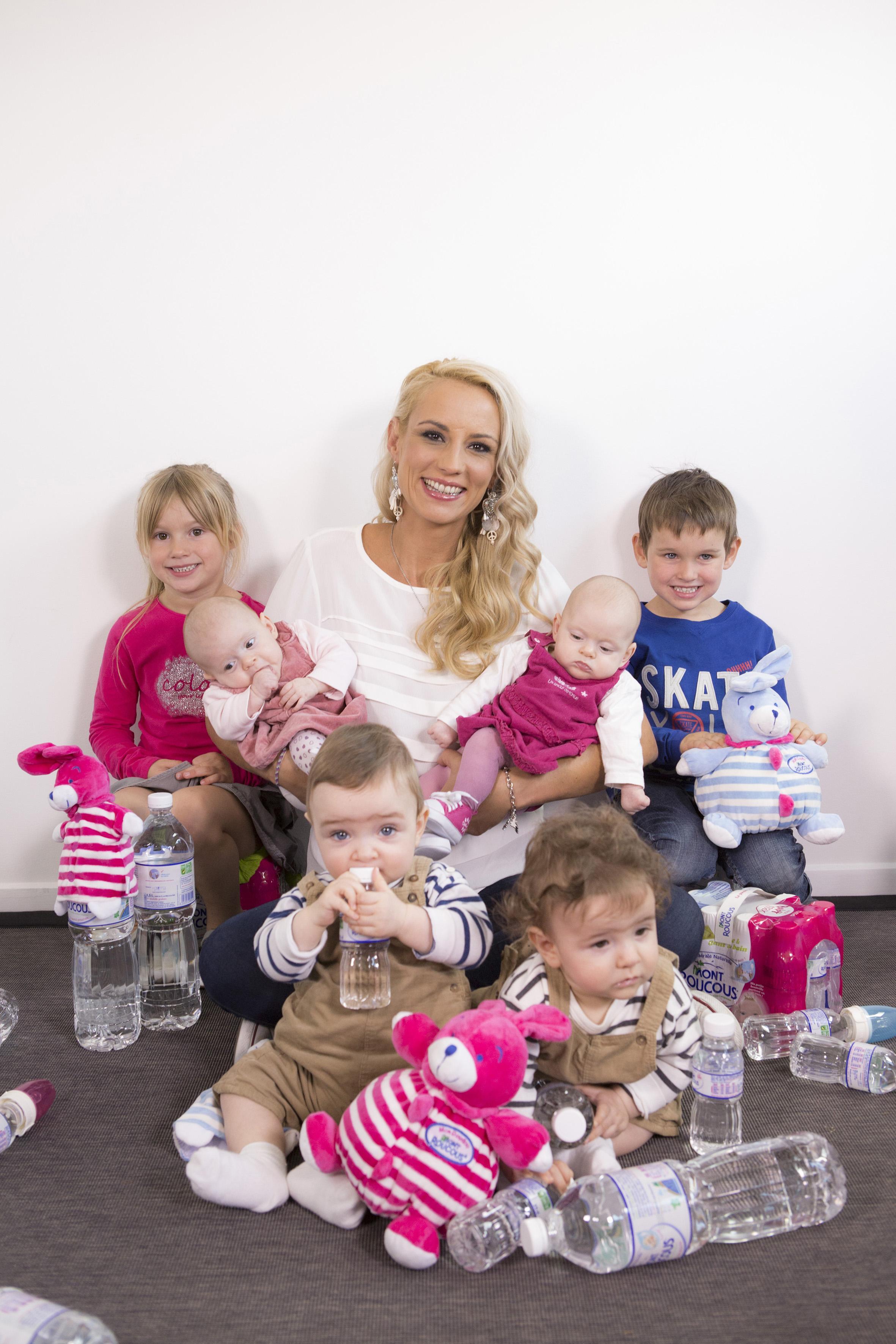 Mont roucous partenaire de jumeaux et plus jumeaux et plus - Elodie gossuin et ses enfants ...
