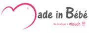 logo made in bebe