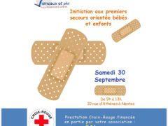 Affiche premiers secours