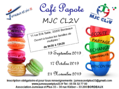 cafe papote sept oct nov 19