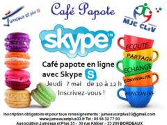 cafe papote SKYPE mai 20