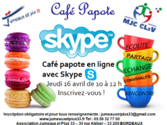 cafe papote SKYPE avril 20