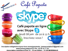 cafe papote SKYPE juin 20