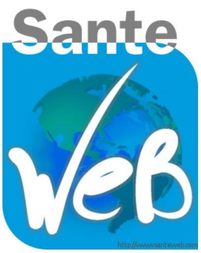 logo sante web
