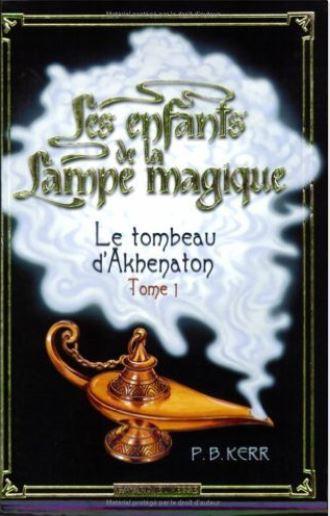 1 Couv Les enfants de la lampe magique T1