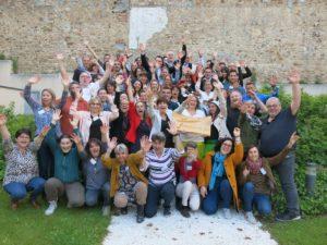 Assemblée générale photo de groupe